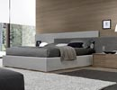Camera da letto moderna 2