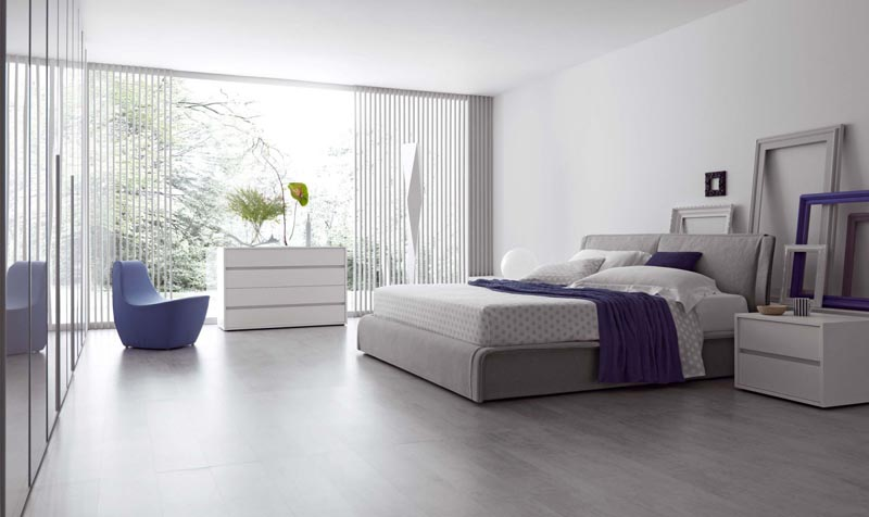 Camere da letto moderne  OS.MA. Arredamenti - Cavriglia - Arezzo ...
