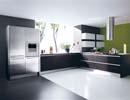 Cucina moderna rovere
