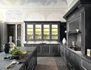 Cucina classica filetto argento