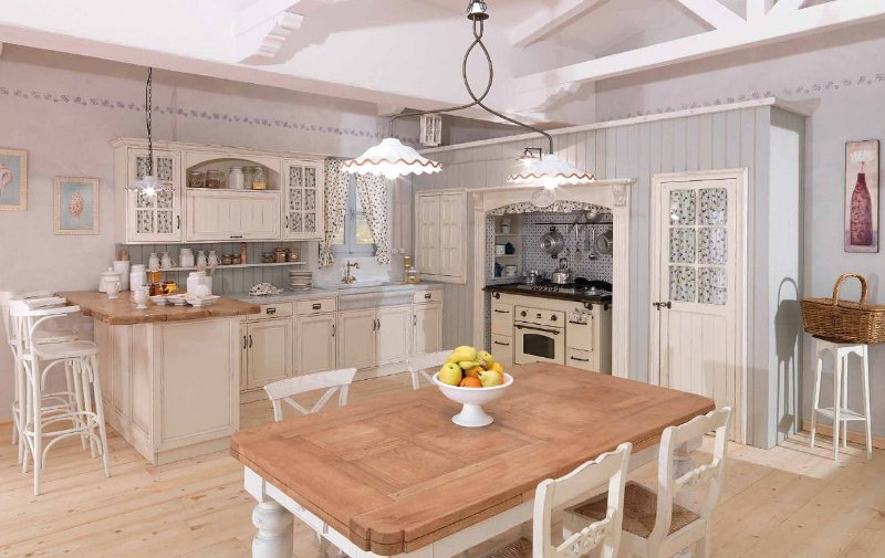 Cucine stile country for Cucine stile country