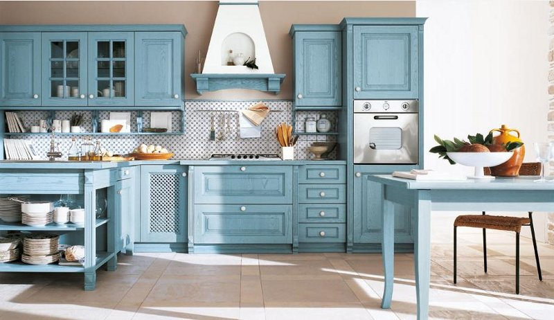 Cucine In Muratura Moderne Colorate. Cheap Cucine Colorate Moderne ...
