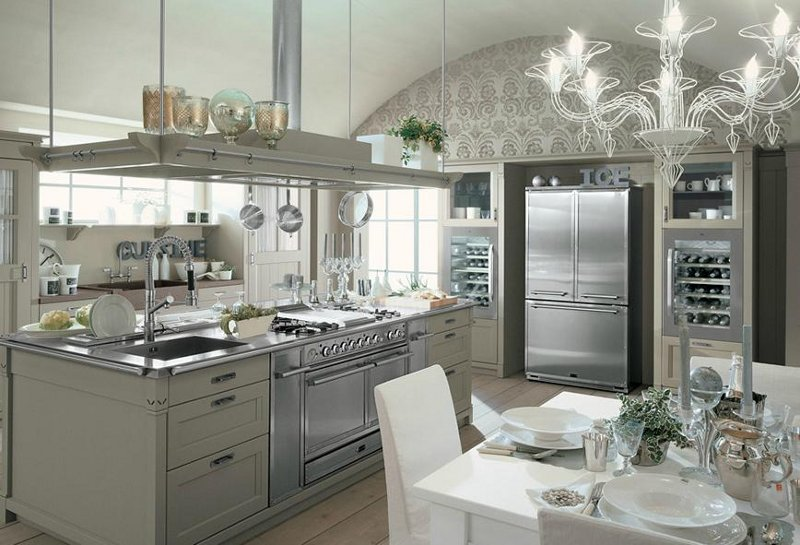 Beautiful Cucine Country Moderne Images - Design & Ideas 2017 ...