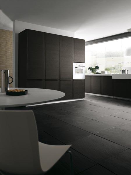 Cucine moderne in laminato e in rovere | OS.MA. Arredamenti ...