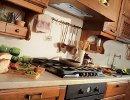 Ante cucina rustica invecchiate a mano