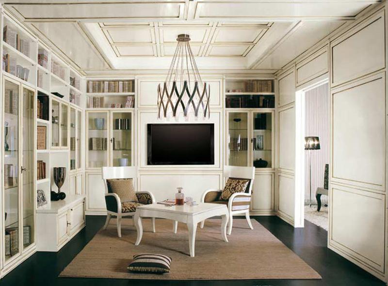 Mobile Soggiorno Arancione ~ Idee per il design della casa