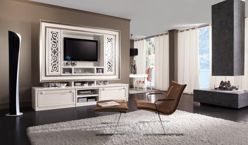Salotto Classico Moderno ~ Idea Creativa Della Casa e Dell\'interior ...