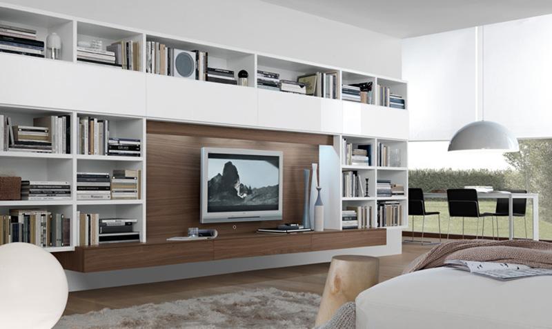 Soggiorno moderno 2 for Foto soggiorni moderni