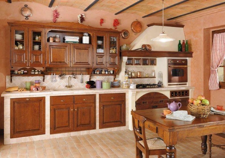 Cucine In Muratura Rustiche Classiche E Moderne | sokolvineyard.com